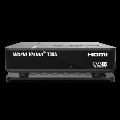 ТВ тюнер Т2 World Vision T34A: описание, характеристики