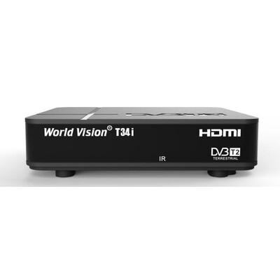ТВ тюнер Т2 World Vision T34i: описание, характеристики