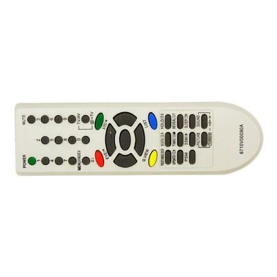 Пульт LG/GS TV 6710V00090D: описание, характеристики