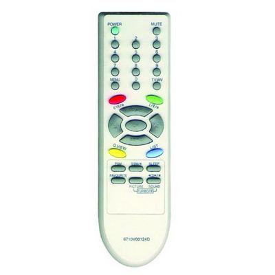 Пульт LG/GS TV 6710V00124D (ориг): описание, характеристики
