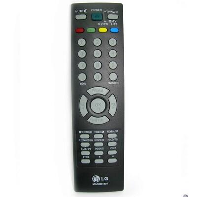 Пульт LG/GS TV MKJ33981404 TV+TXT (ориг): описание, характеристики