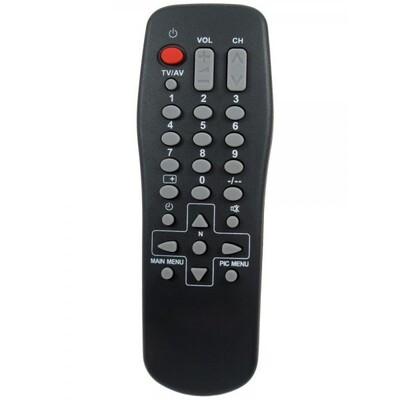 Пульт PANAS TV EUR-501380: описание, характеристики