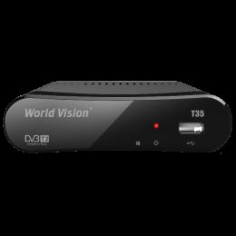 ТВ тюнер Т2 World Vision T35
