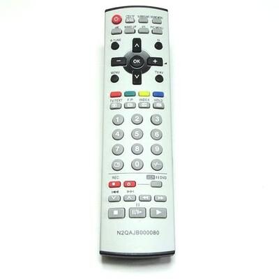 Пульт PANAS TV N2QAJB000080: описание, характеристики