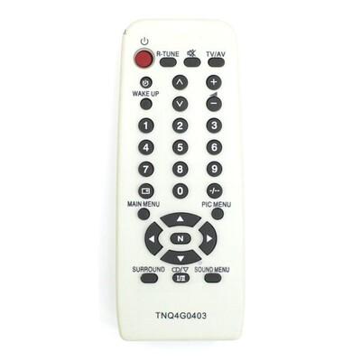 Пульт PANAS TV TNQ4G0403: описание, характеристики