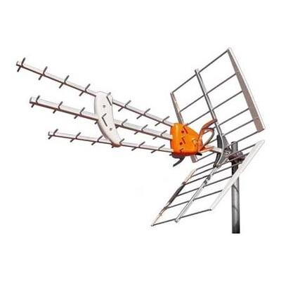 Эфирная антенна Televes DAT HD 1495: описание, характеристики