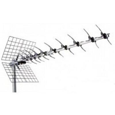 Наружная антенна UHF-43EL: описание, характеристики