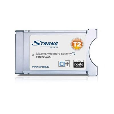 CAM модуль Strong T2: описание, характеристики