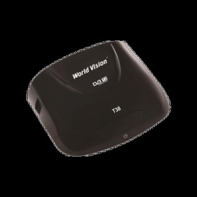 World Vision T38: описание, характеристики