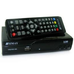 ТВ приставка Т2 SIMAX VA2103HD