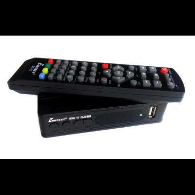 Eurosky ES-11 DVB-T2: описание, характеристики