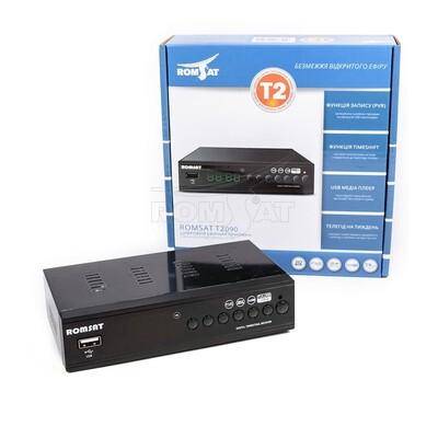 Romsat T2090: описание, характеристики
