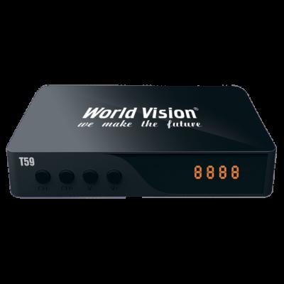 World Vision T59: описание, характеристики