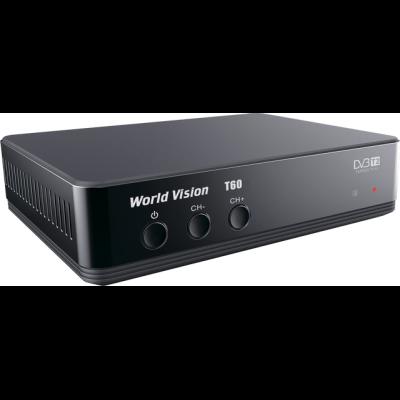 World Vision T60: описание, характеристики