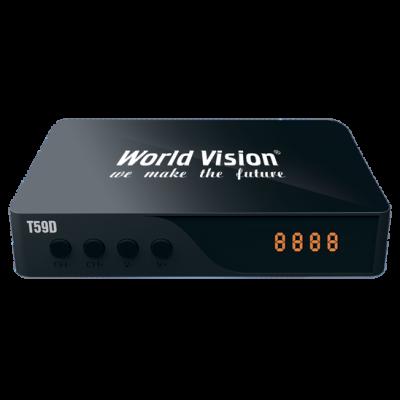 World Vision T59D: описание, характеристики