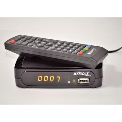 Simax T2 Red HD: описание, характеристики
