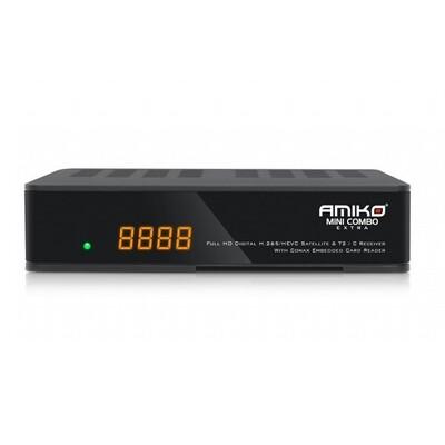 AMIKO Mini Combo Extra: описание, характеристики