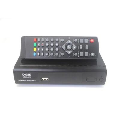 Тюнер DVB-T2 M2-7T02: описание, характеристики