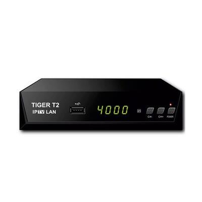 Tiger T2 IPTV LAN: описание, характеристики