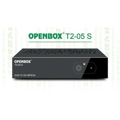 Openbox T2-05S: описание, характеристики