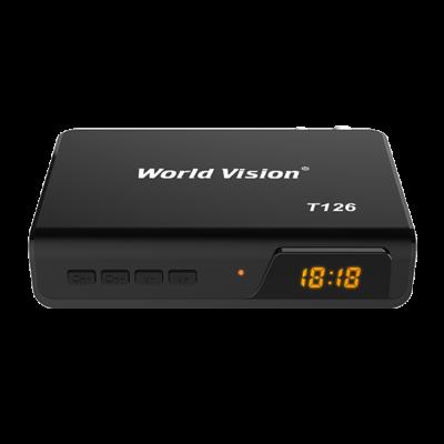 World Vision T126: описание, характеристики