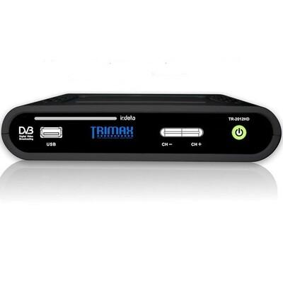 ТВ Тюнер Т2 Trimax TR-2012HD: описание, характеристики