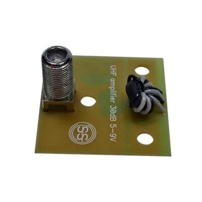 Усилитель Т2 Energy 30 dB 5-9V: описание, характеристики