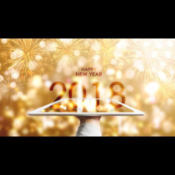 Поздравления с Новым Годом 2018! График работы!