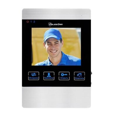 Видеодомофон PoliceCam PC-406: описание, характеристики