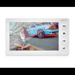 Видеодомофон Simax-94705FP, S7 (Белый)