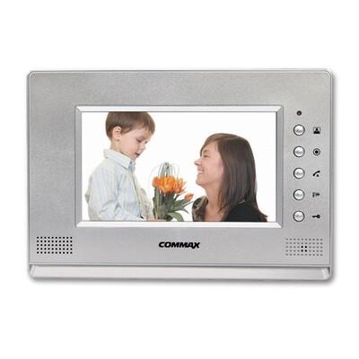 Видеодомофон Commax CDV-71AМ: описание, характеристики
