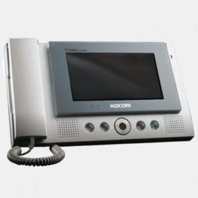 Видеодомофон Kocom KCV-802R: описание, характеристики