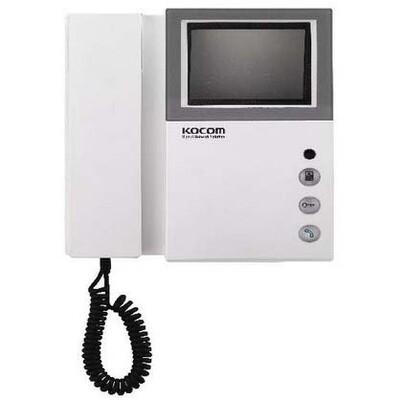 Видеодомофон Kocom KVM-301EV: описание, характеристики