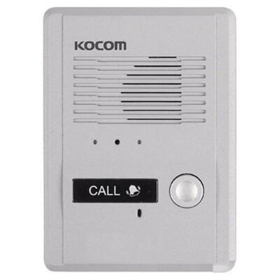 Вызывная панель Kocom KC-D20: описание, характеристики
