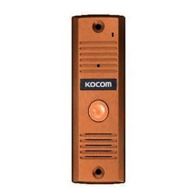 Вызывная панель Kocom KC-MC20 S: описание, характеристики