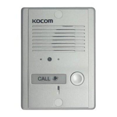 Вызывная панель Kocom KC-MC24: описание, характеристики