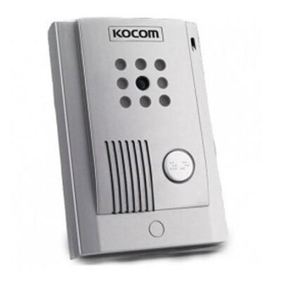 Вызывная панель Kocom KC-MC31: описание, характеристики