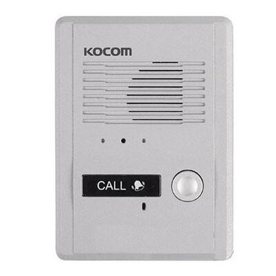 Вызывная панель Kocom MS2D: описание, характеристики