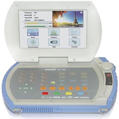 OpenBox SF-120: описание, характеристики