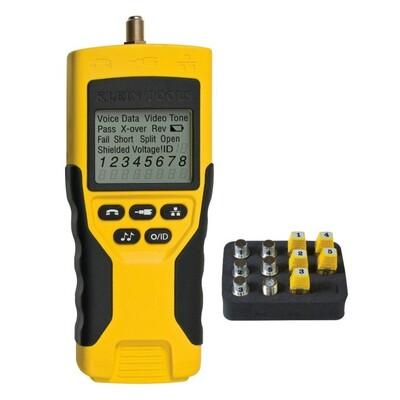 Тестер Klein Tools VDV501: описание, характеристики