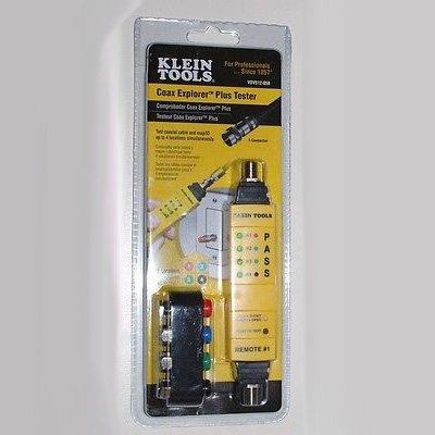 Тестер Klein Tools VDV512-058: описание, характеристики