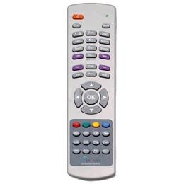 EUROSAT, EUROSKY DVB-8004 пульт ДУ