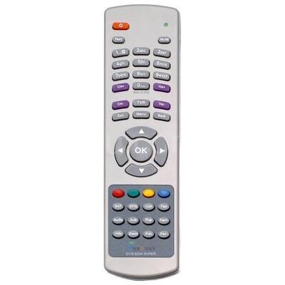 EUROSAT, EUROSKY DVB-8004 пульт ДУ: описание, характеристики