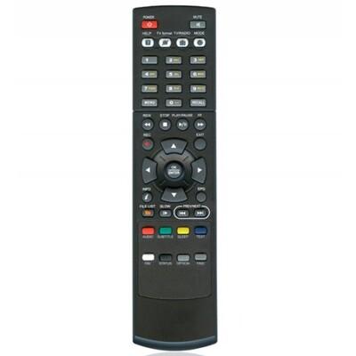 Orton 9600 HD пульт ДУ: описание, характеристики