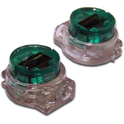 Скотч-лок (Scotchlok) зеленый упаковка: описание, характеристики