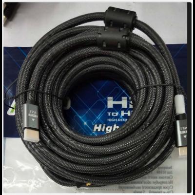 Кабель HDMI 10м High Speed v2.1: описание, характеристики