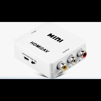 Конвертер HDMI to AV MINI: описание, характеристики