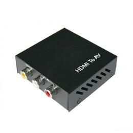 HDMI на AV конвертор
