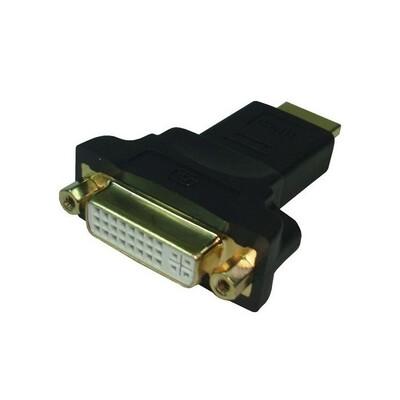 Переходник HDMI(папа)-DVI(мама): описание, характеристики