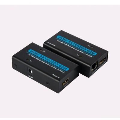 HDMI удлинитель LJ60-L: описание, характеристики
